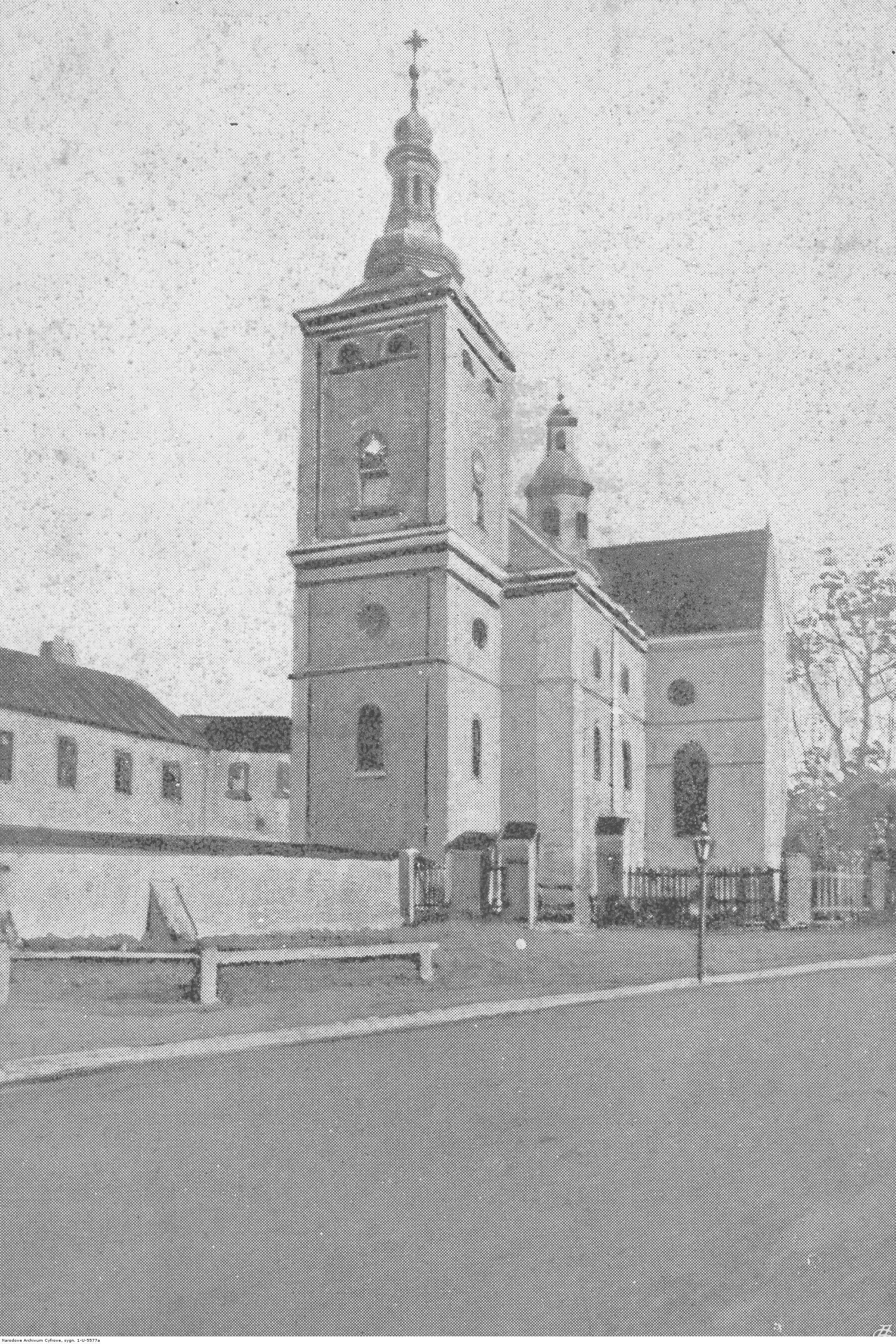 Kościół Ojców Bernardynów w Rzeszowie, rok1918 - 1939