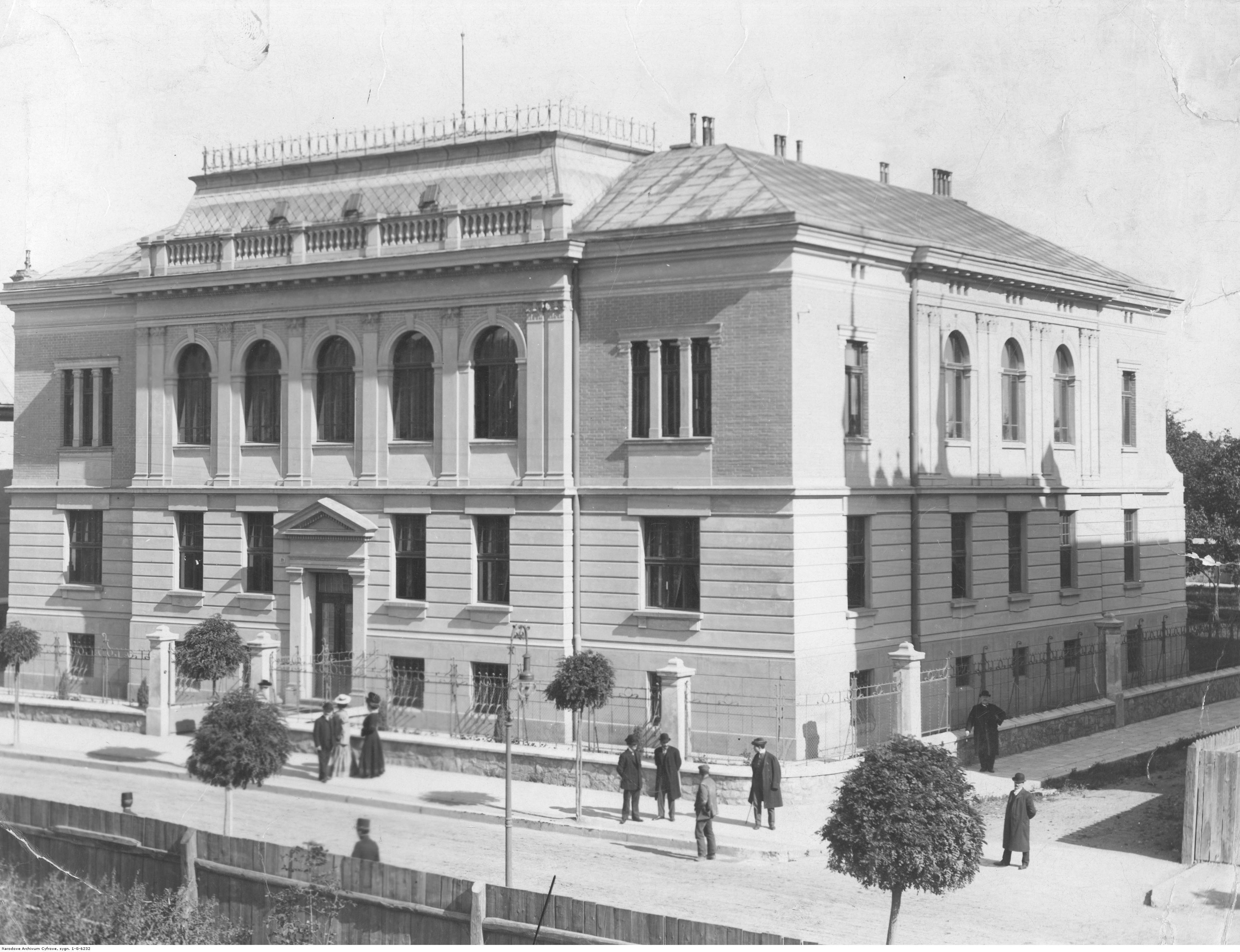 Oddział Banku Polskiego w Rzeszowie przy ul. 3-go Maja (dawniej Pańska)