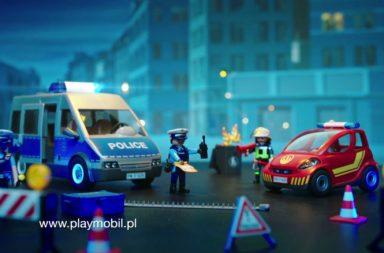 Playmobil Einsatzfahrzeuge (Polnischer Sprecher)