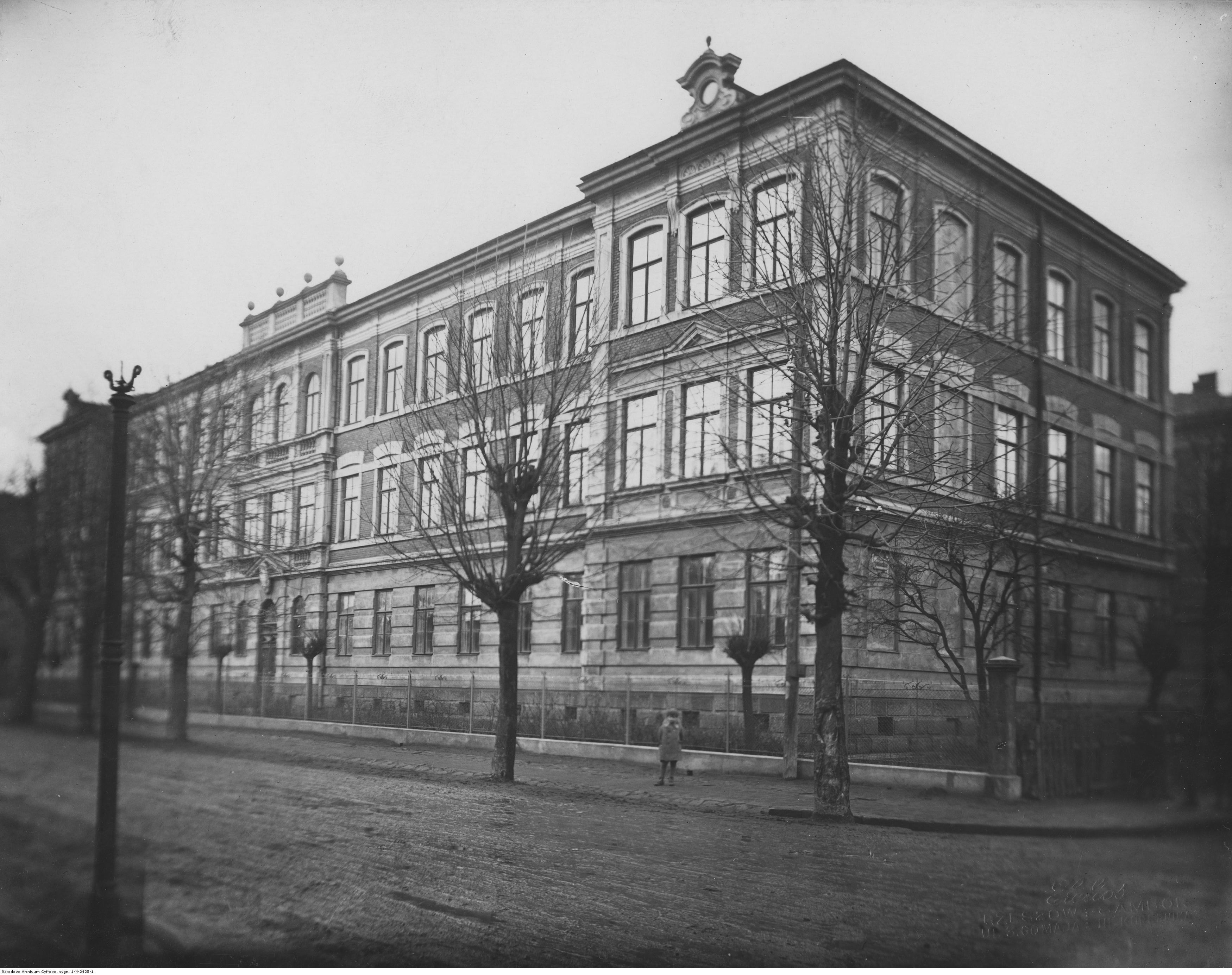 Rzeszów. Państwowe Seminarium Nauczycielskie im. Stanisława Staszica, rok 1936