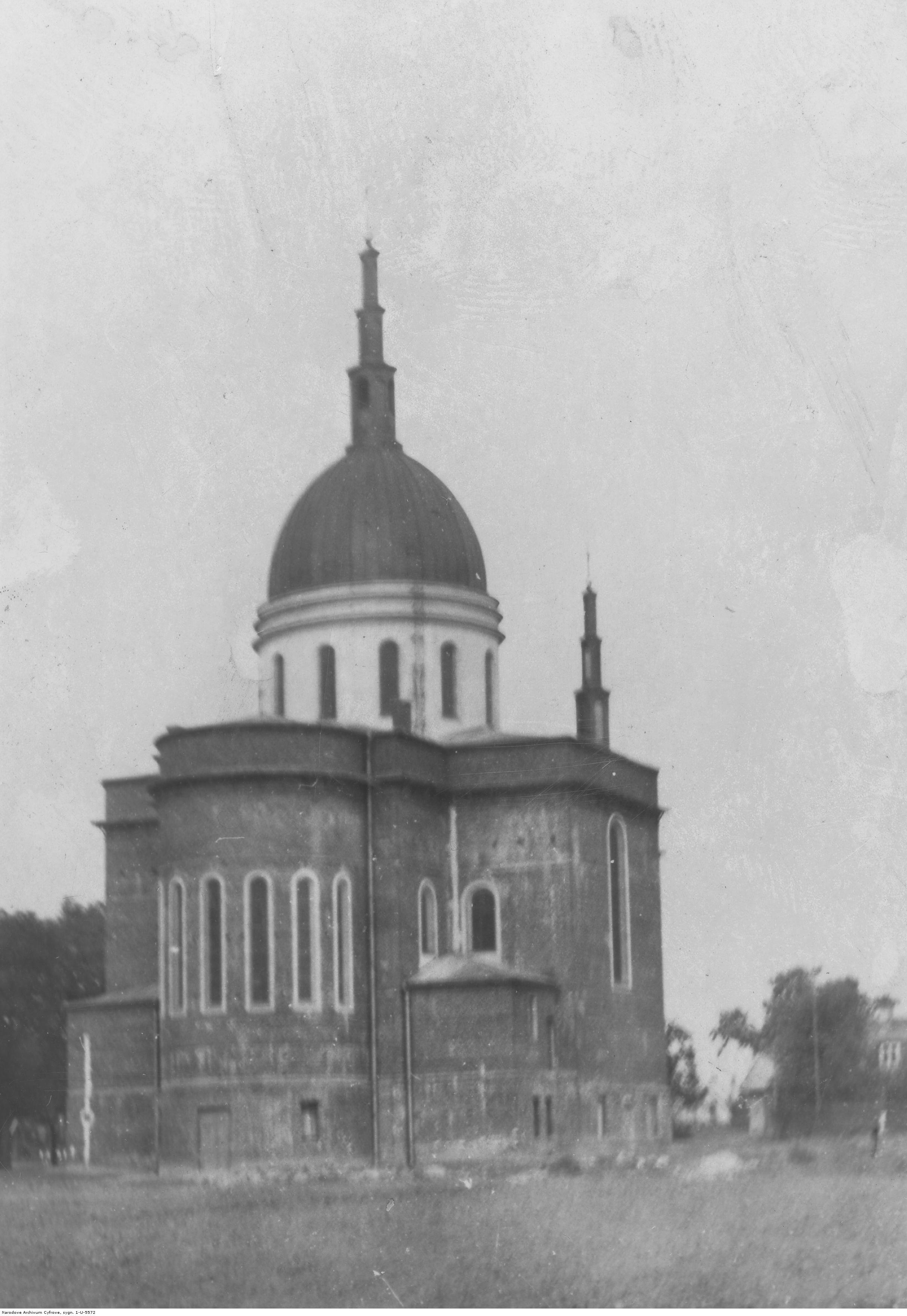 Kościół Chrystusa Króla, rok 1918-1939