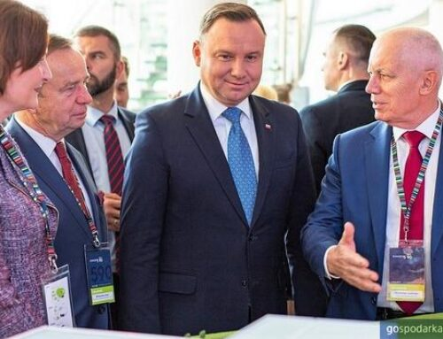 Olimp Labs erhielt den Wirtschaftspreis des Präsidenten der Republik Polen in der Kategorie Internationaler Erfolg