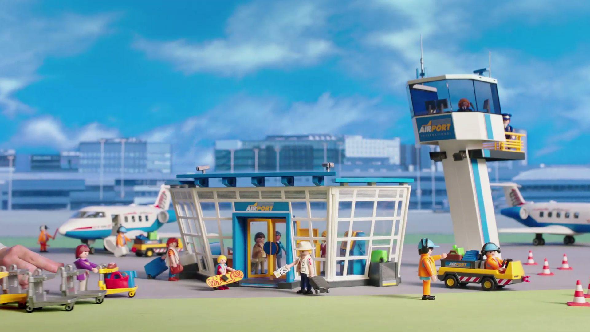 Playmobil Airport