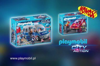 Playmobil nowa policja i straż pożarna (nagrania głosowe)
