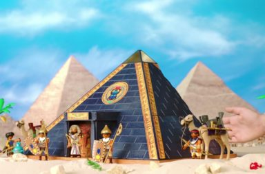 Playmobil Romans Egyptians