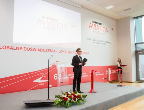 Guhring Aviation Tools Services – opening event