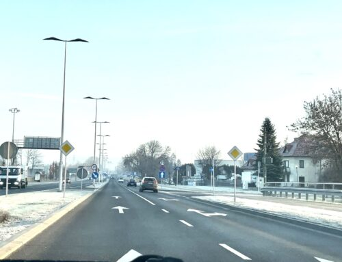 Trasa Rzeszów Jasionka