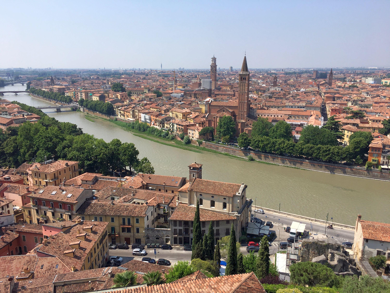 Munich Verona trip